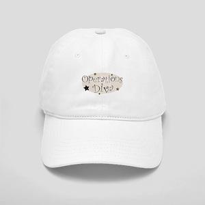 """""""Operations Diva"""" [brown] Cap"""
